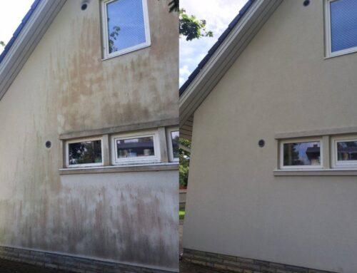 Tähelepanelikkus tagab katuse esindusliku välimuse ja pika eluea