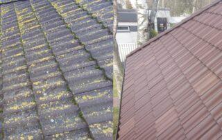 katuse puhastus